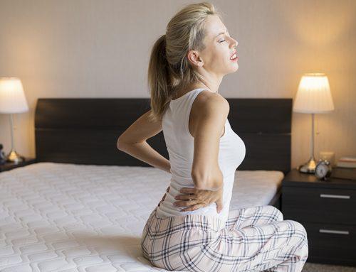 Rückenschmerzen – Mit der passenden Matratze entgegenwirken