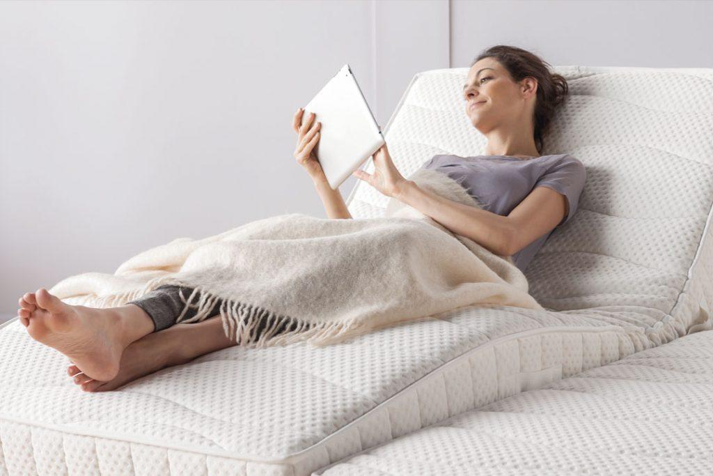 gesunder Schlafkomfort
